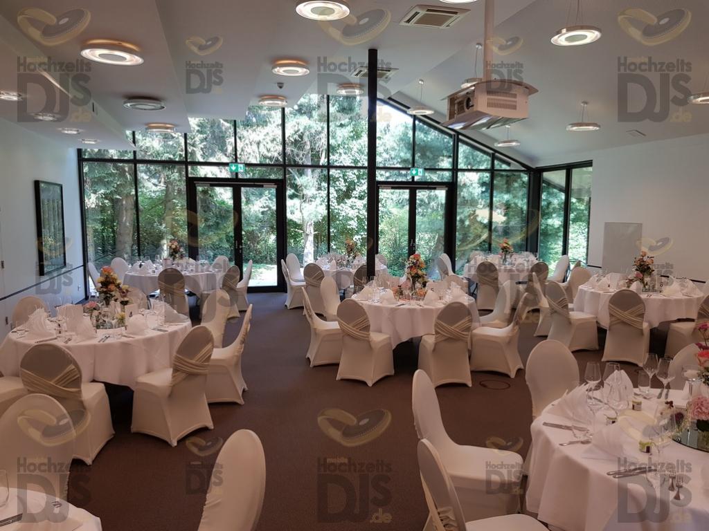 Speisesaal Hotel Große Ledder