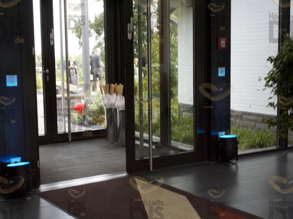 Eingang Hotel Große Ledder