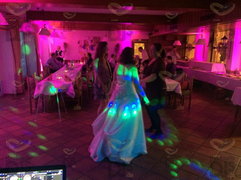 Party Speisesaal im Haus Klippenberg