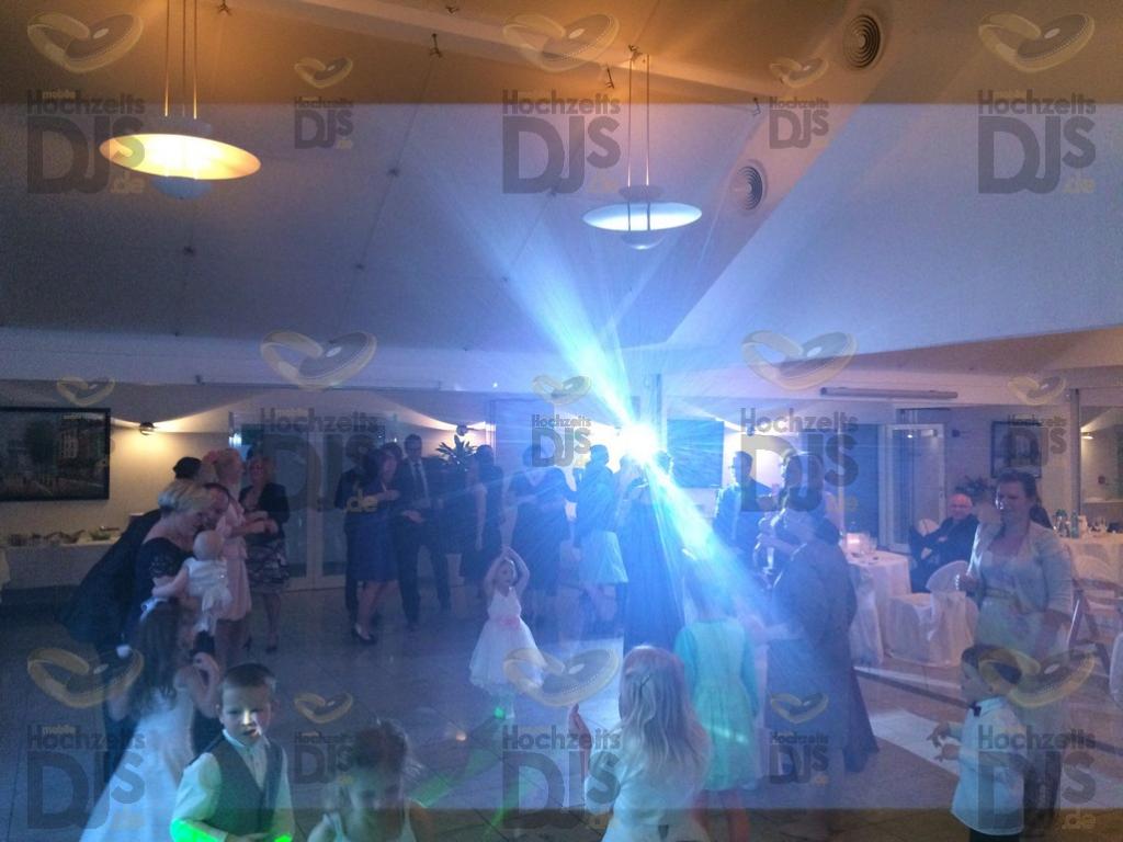 Hochzeitsfeier im Hotel am Wald Monheim