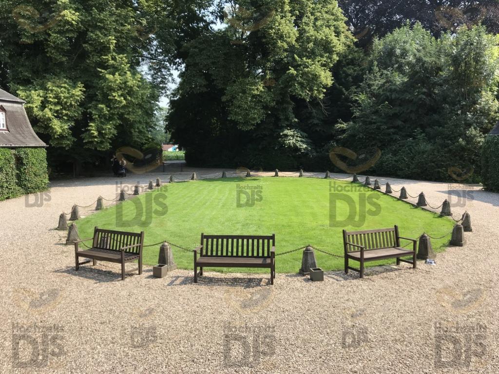 Parkanlage im Schloss Eicherhof