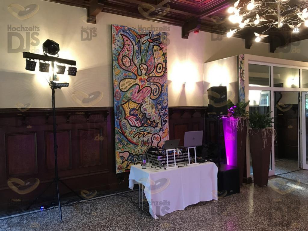 DJ Paket Elegance im Schloss Eicherhof