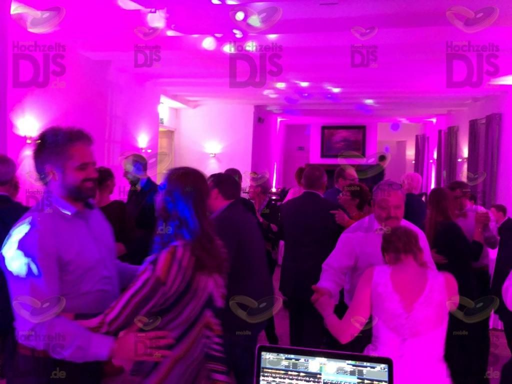Party im Schloss Lüntenbeck