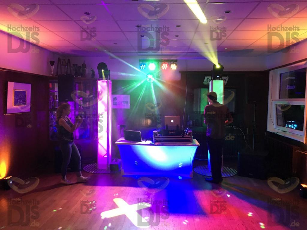 Licht DJ Paket Superior B im Steg 3 Essen