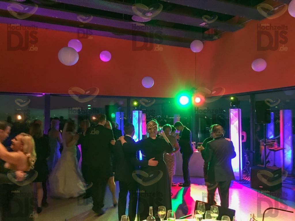 Hochzeit im Erich Brost Pavillon Essen