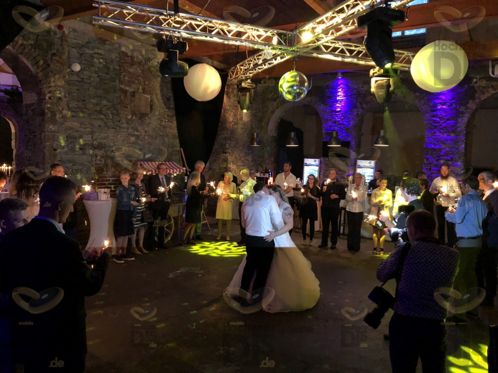 Alte Schlossfabrik Solingen Mobile Hochzeits Dj