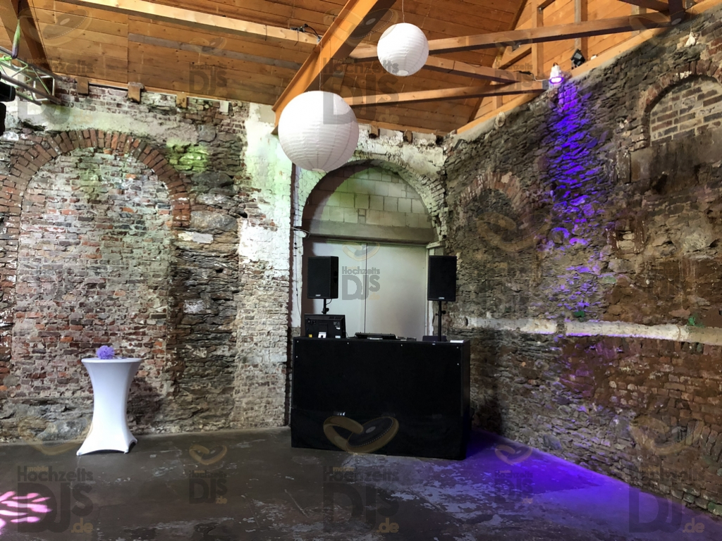 Technik in der Alten Schlossfabrik Solingen
