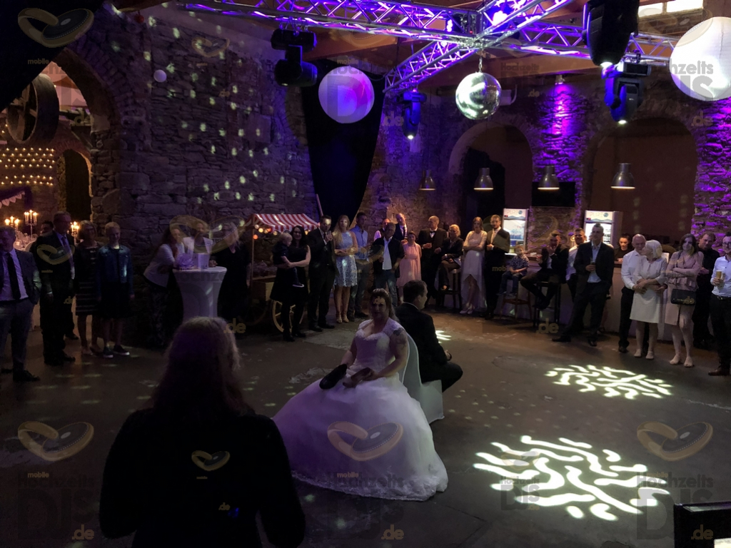 Hochzeitsspiel in der Alten Schlossfabrik Solingen