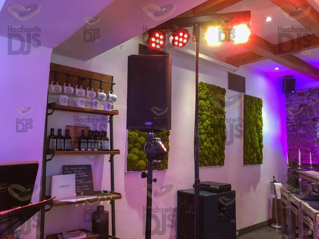 DJ Paket Elegance in der Auermühle Ratingen
