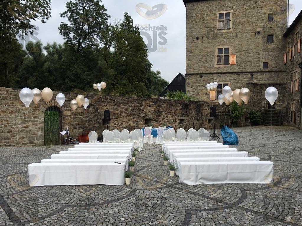 Haus Kemnade Hochzeit