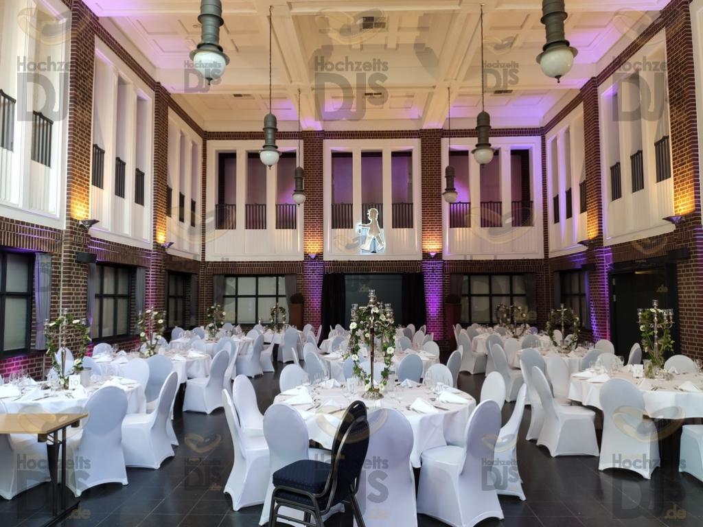 Alte Lohnhalle Bochum Mobile Hochzeits Dj