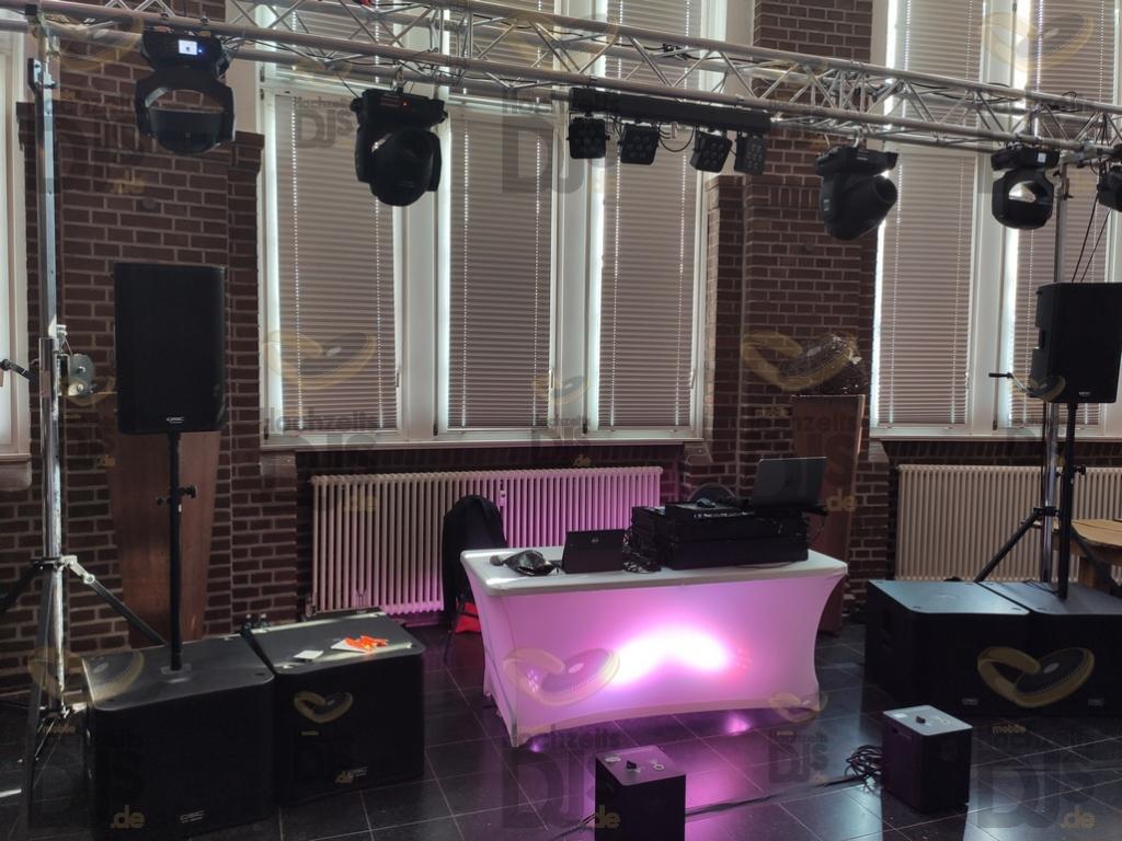 DJ Paket Superior A in der Alten Lohnhalle Bochum