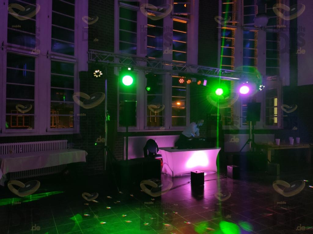 Party in der Alten Lohnhalle Bochum