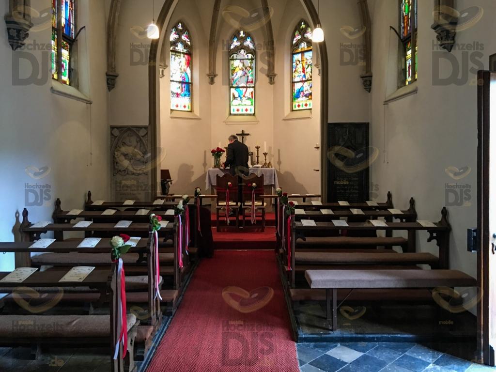 Kapelle auf Burg Bergerhausen