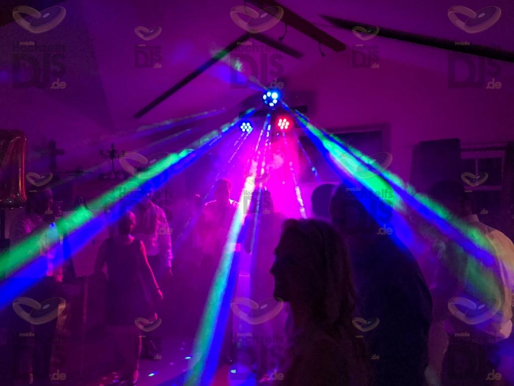 Party im Heaven's Langenfeld