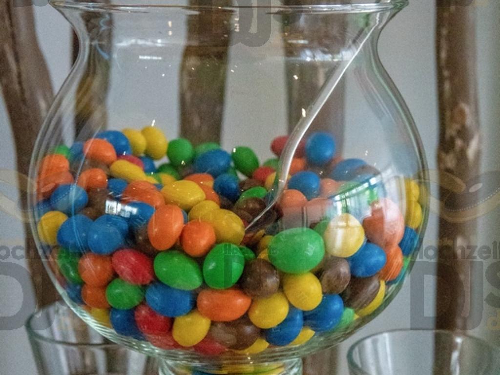 Candybar im Hotel Elisenhof Mönchengladbach