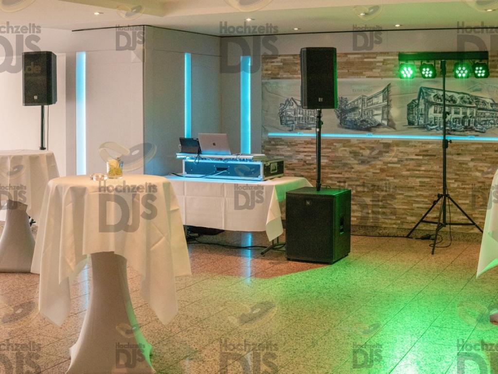 DJ-Paket Elegance im Hotel Elisenhof Mönchengladbach