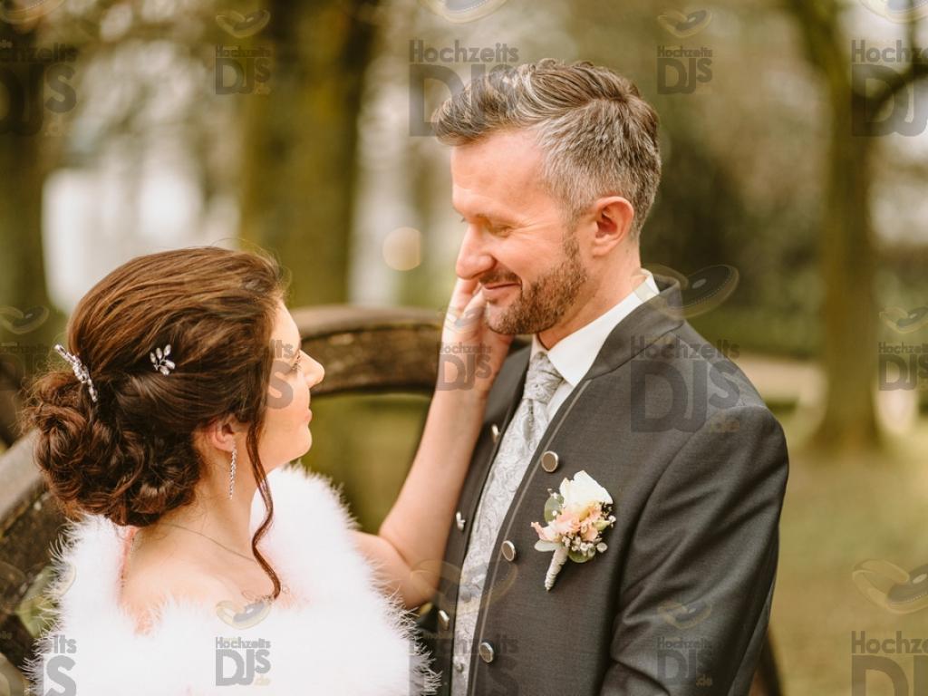 Brautpaar im Landgut Ramshof in Willich