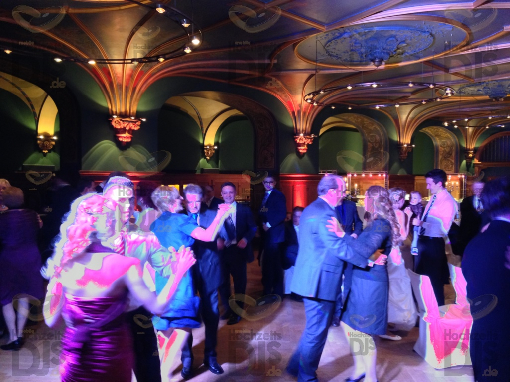 Party im Rossini Stadthalle Wuppertal