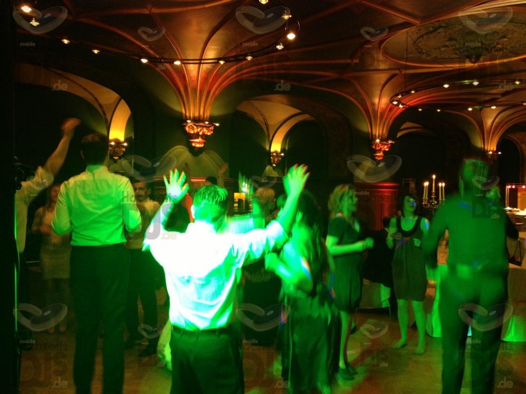 Feier im Rossini Stadthalle Wuppertal
