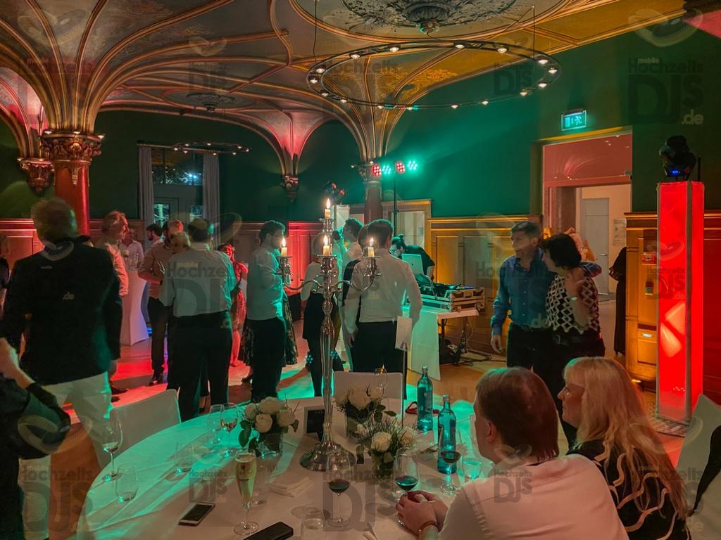 Hochzeitsfeier im Rossini Stadthalle Wuppertal