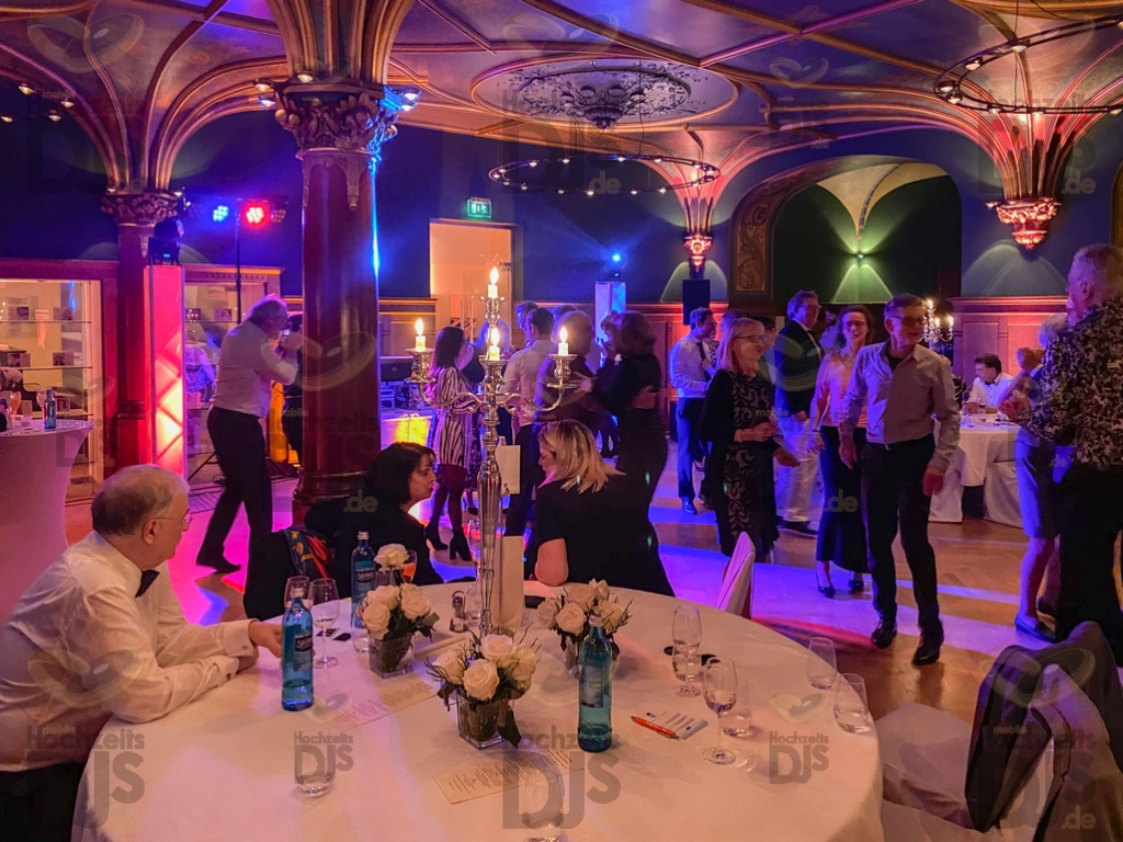 Hochzeitsparty im Rossini Stadthalle Wuppertal