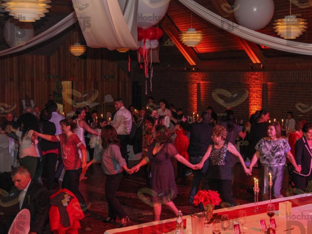 Hochzeitsparty im Reuterhof Neuss