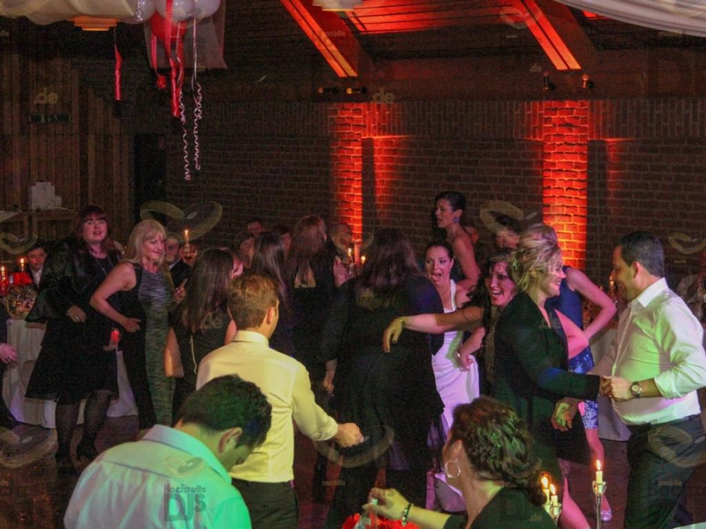 Hochzeitsfeier im Reuterhof Neuss