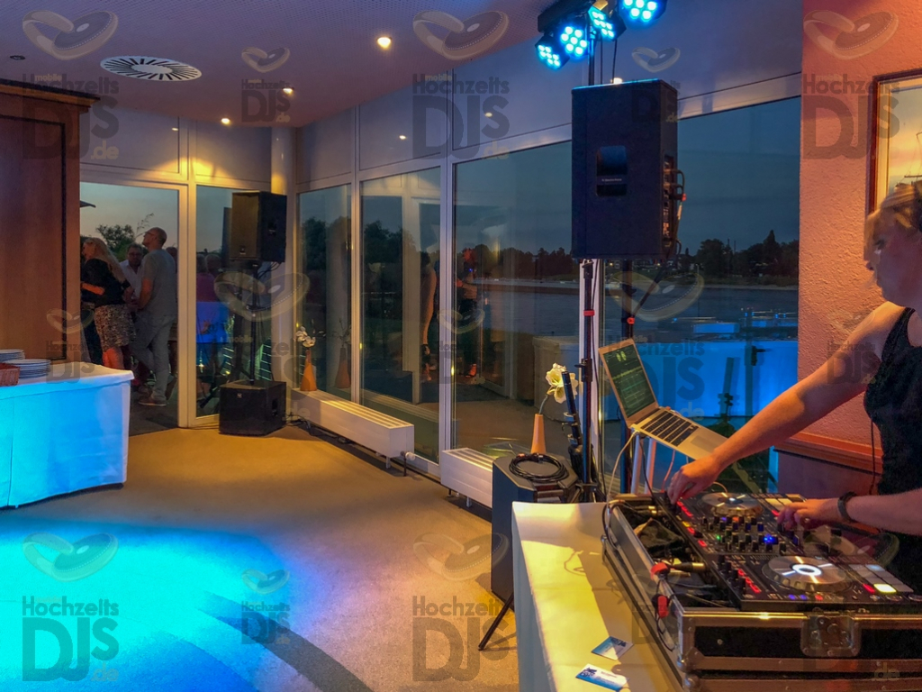 DJ Paket Elegance in den Rheinterrassen Uedesheim Neuss