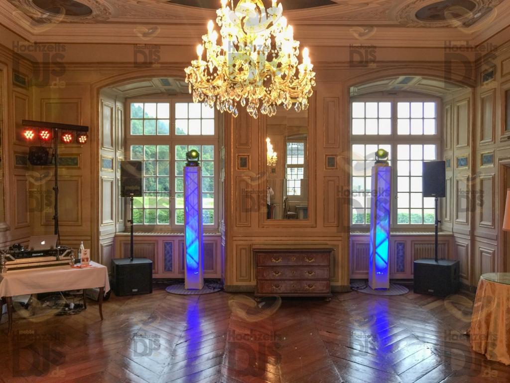 DJ Paket Superior B im Schloss Ehreshoven Engelskirchen