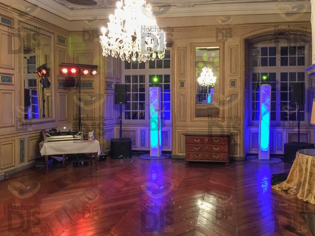 DJ Paket im Schloss Ehreshoven Engelskirchen