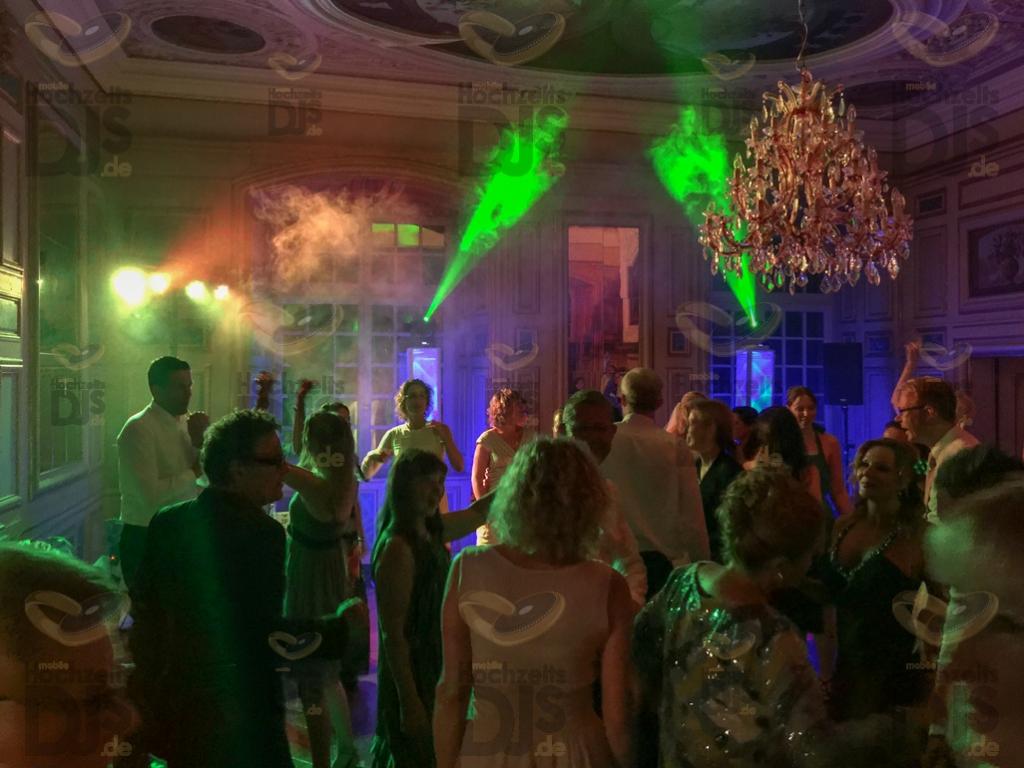 Party im Schloss Ehreshoven Engelskirchen