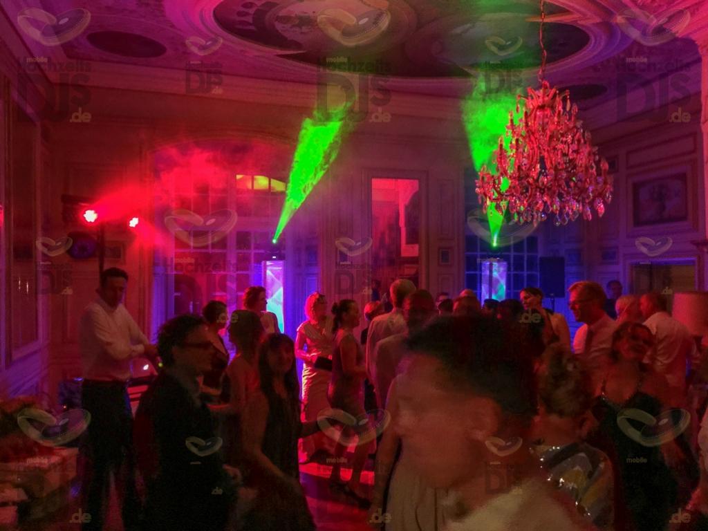 Hochzeitsparty im Schloss Ehreshoven Engelskirchen
