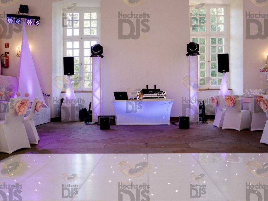 DJ Paket Superior B im Schloss Herten