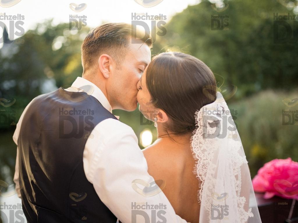 Brautpaar im Schloss Herten