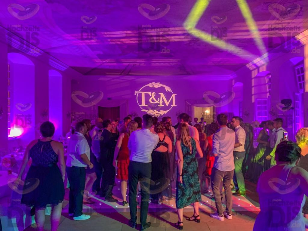 Party im Schloss Herten