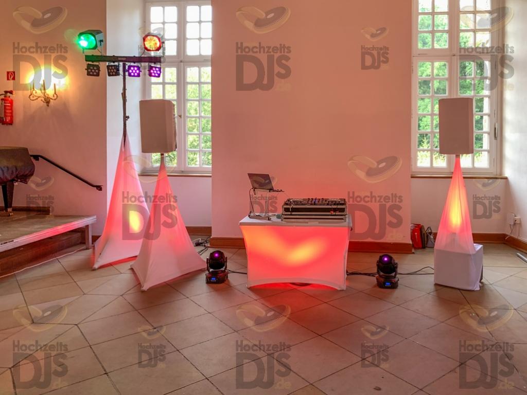 DJ Paket im Schloss Herten