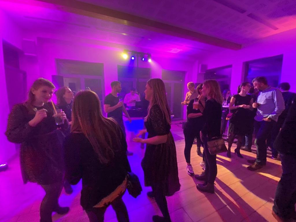 Party am Sandhofsee Neuss