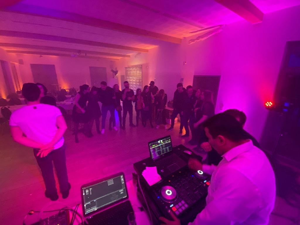 DJ am Sandhofsee Neuss