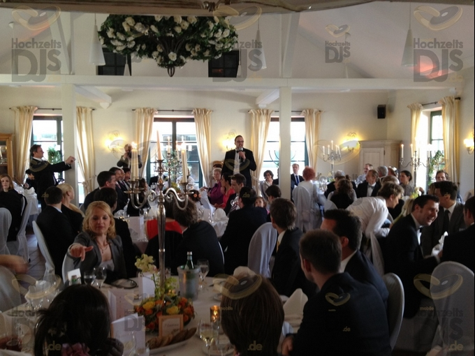 Hochzeitsfeier im Kaiserhof