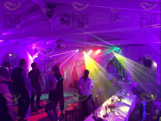 Hochzeitsfeier im Rittersaal des Klosterhofs Knechtsteden