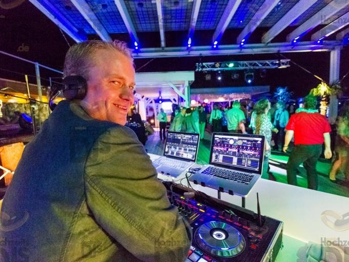 Event-DJ im MonBerg