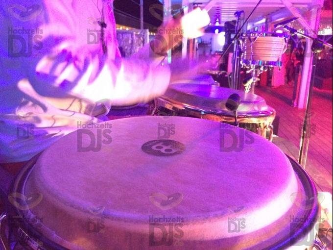 Percussion im MonBerg