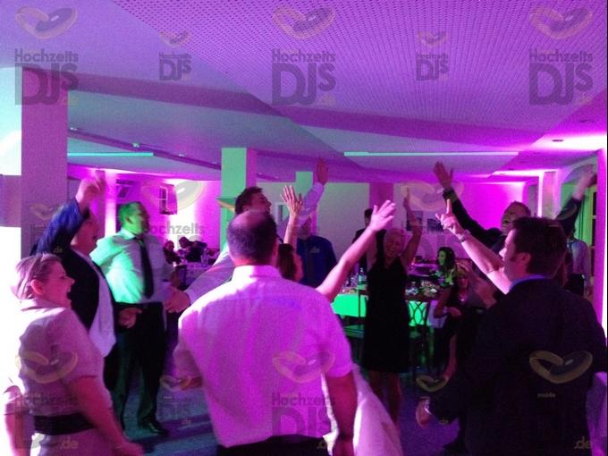 Hochzeitsfeier im Rittergut Birkhof