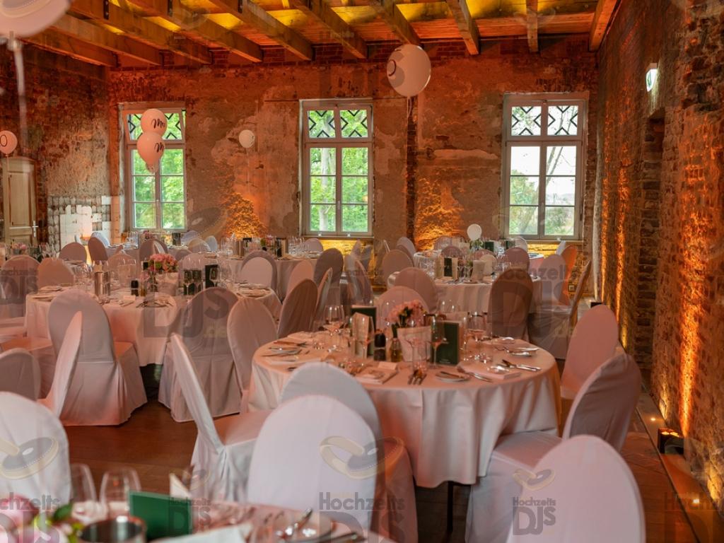 Hochzeitssaal im Rittergut Orr