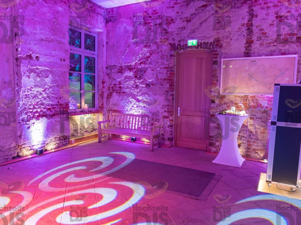 Floorspots im Rittergut Orr