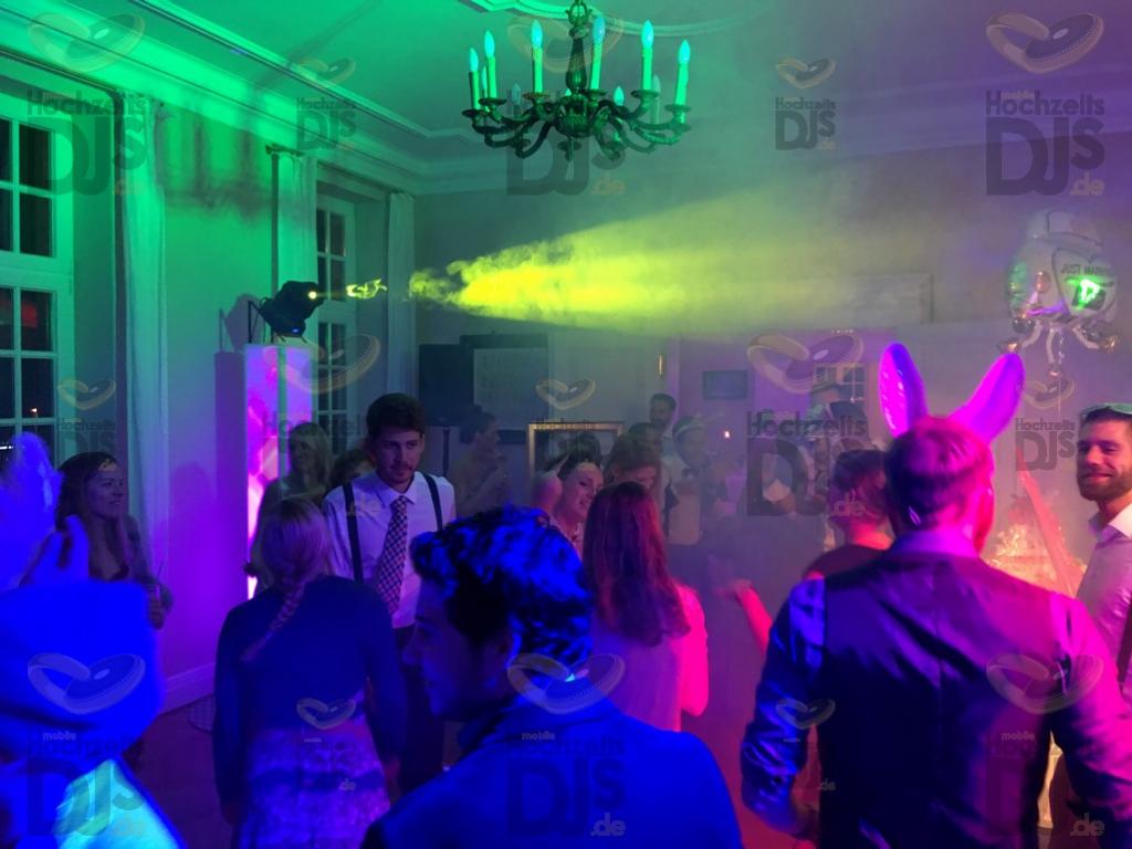 Schloss Diersfordt Party