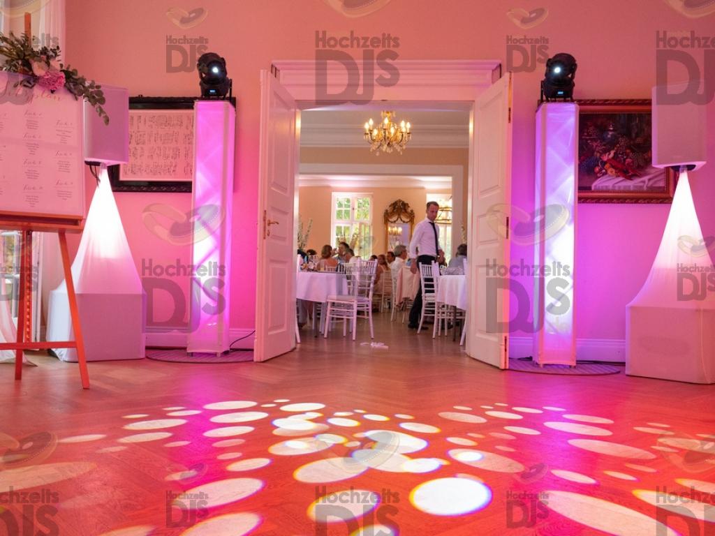 Schloss Diersfordt Lounge Effekt