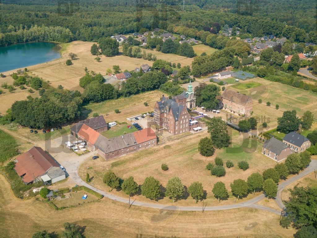 Schloss Diersfordt Felder