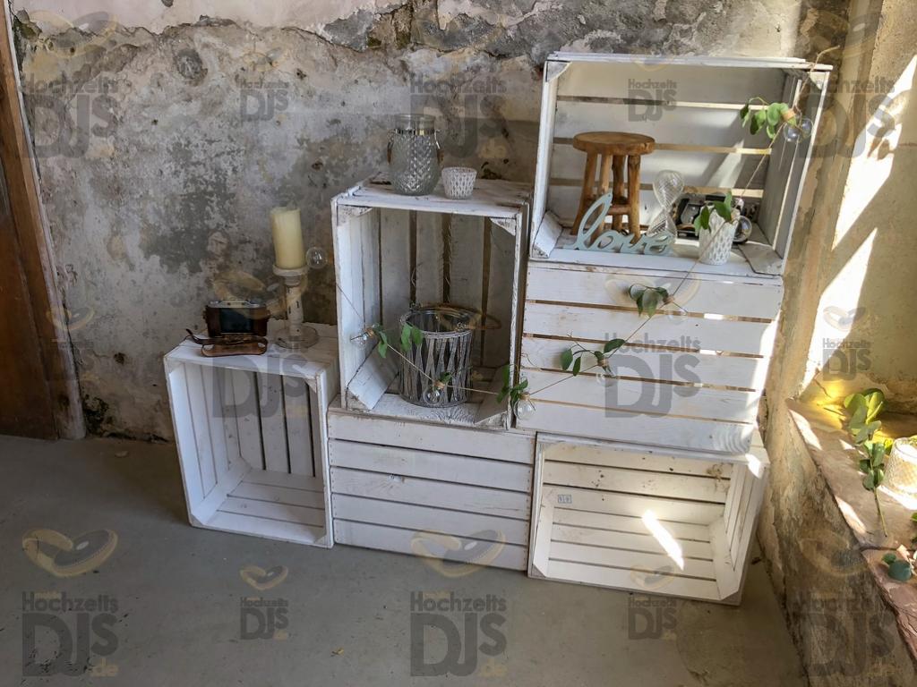 Schloss Diersfordt  Orangerie Vintage Deko